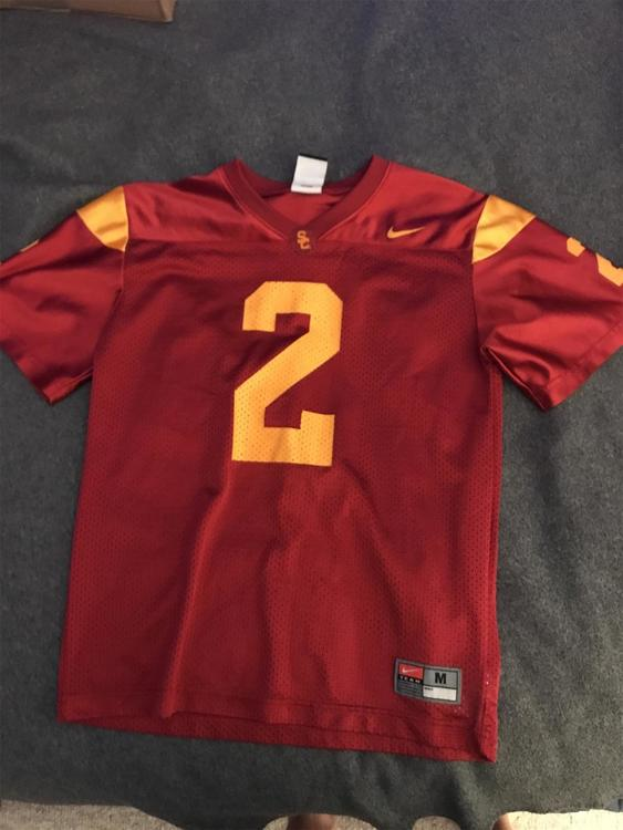 Nike USC Trojans Football Jersey
