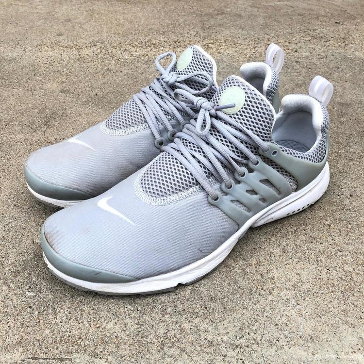 Nike Air Presto Essential Wolf Grey sz