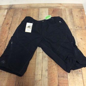 Verge Men/'s Core Bold Collection Cycling Bib Short Black//Blue XL Brand New