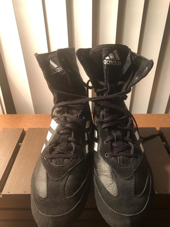 Adidas Box Hog X Special - Boxing Shoe