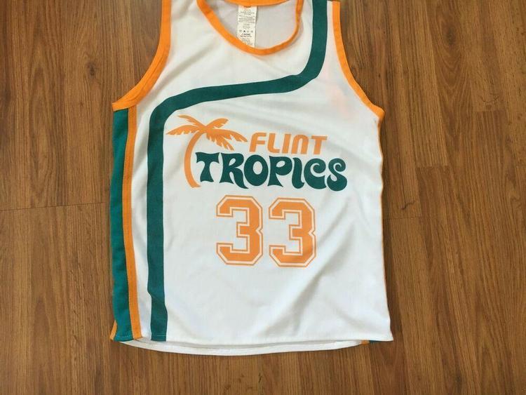 flint tropics jersey