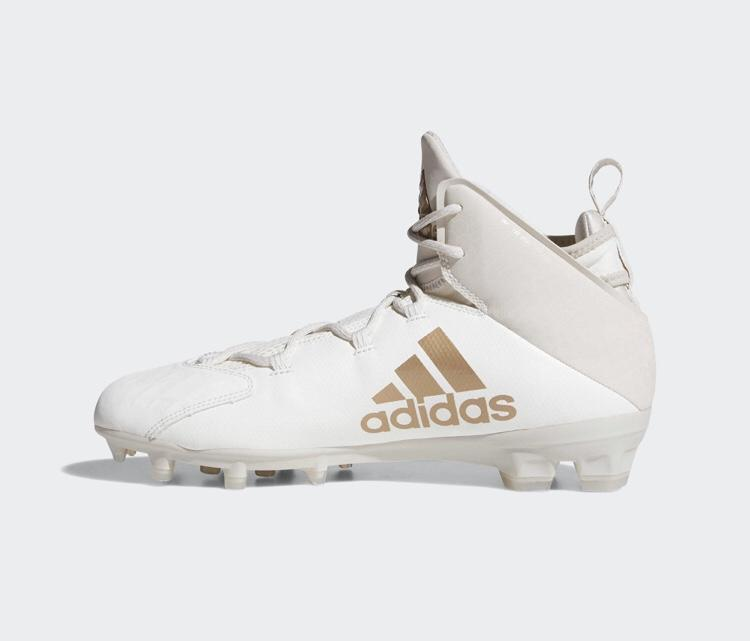 Adidas Freak LAX Mid Chalk White Gold