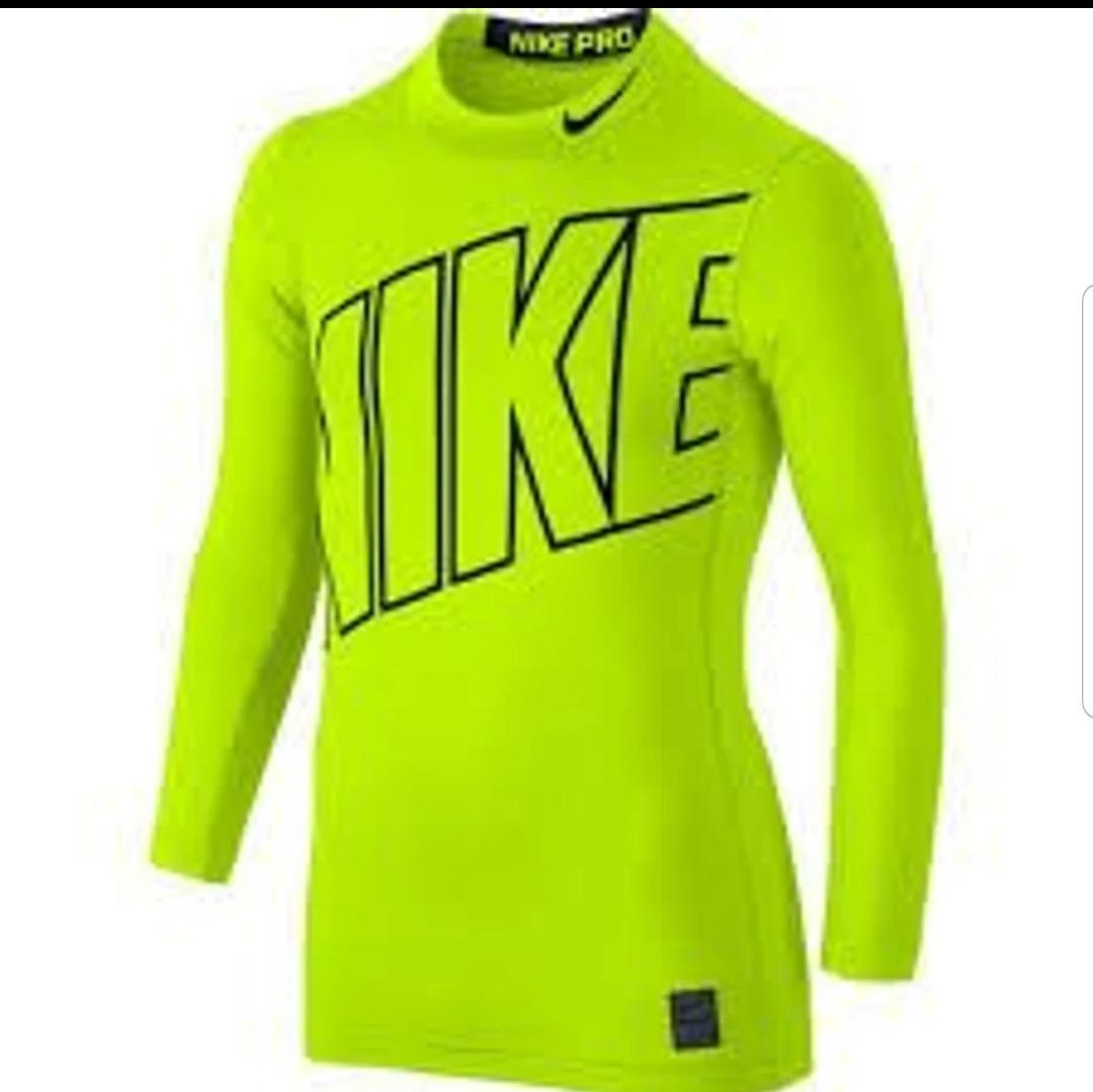 Nike Youth Compression Shirt | Apparel