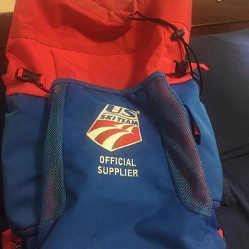 Ski Team High Sierra Backpack NEW — U.S