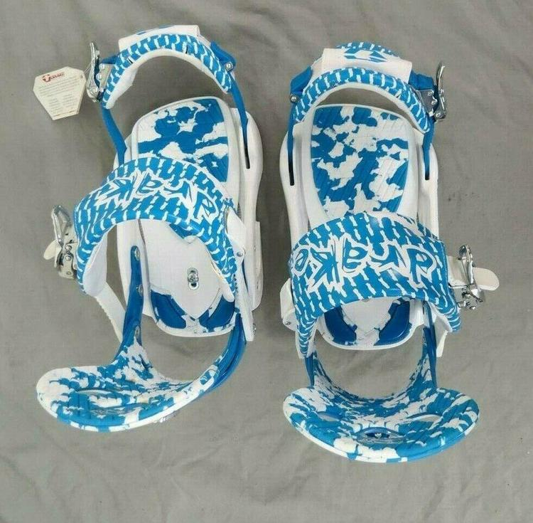 Drake Fifty High-End All-Mountain Snowboard Blue Size