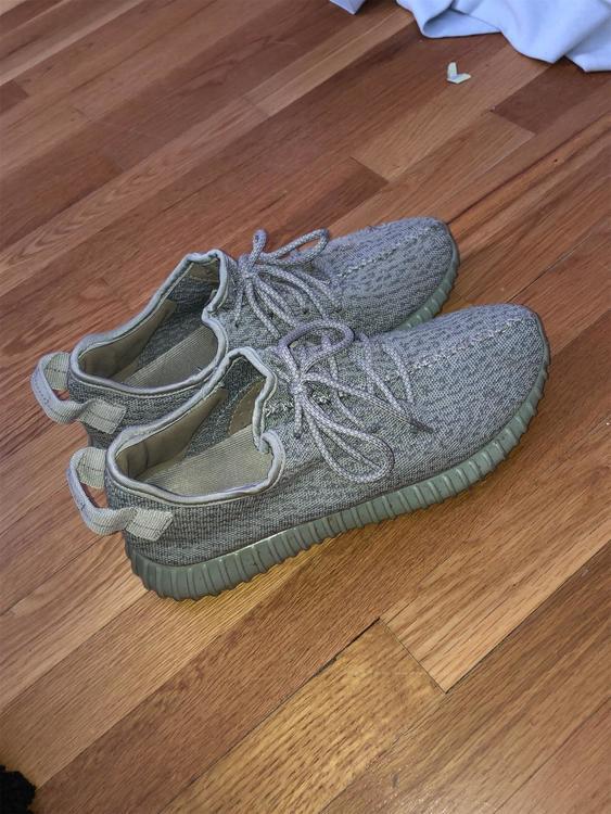 Used Adidas Yeezy Boost 350 Moonrock