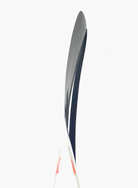 "New CCM Pro Stock Pro Foam Core goalie stick senior 28/"" LH hockey Bibeau Orange"