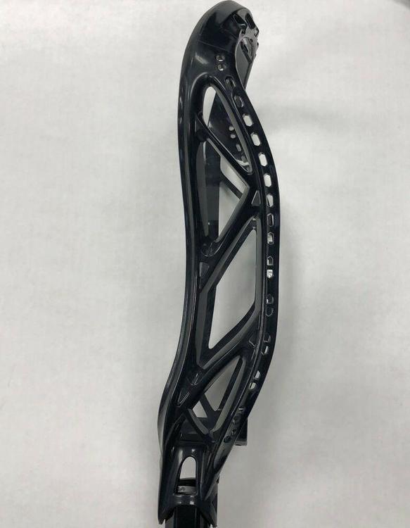 New Under Armour Charge Super Stiff mens lacrosse head unstrung white NFHS spec
