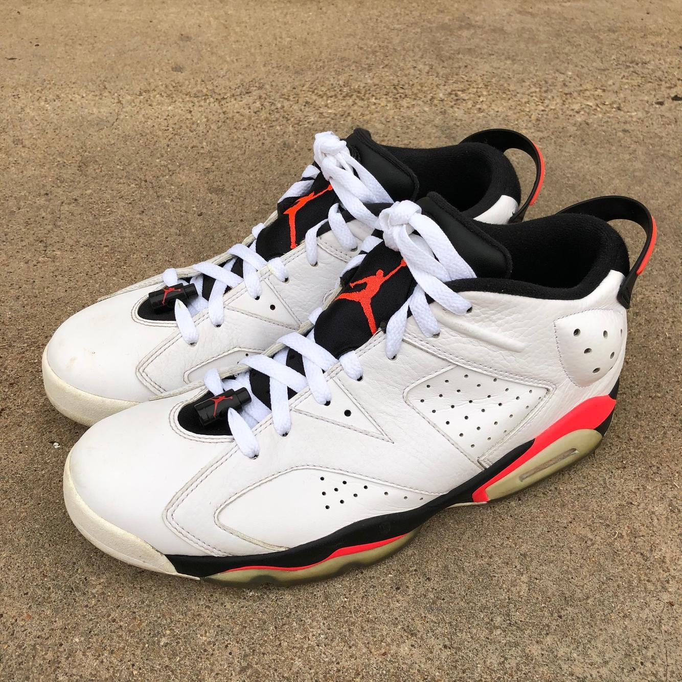 Air Jordan Jordan Retro 6 Low 'Infrared