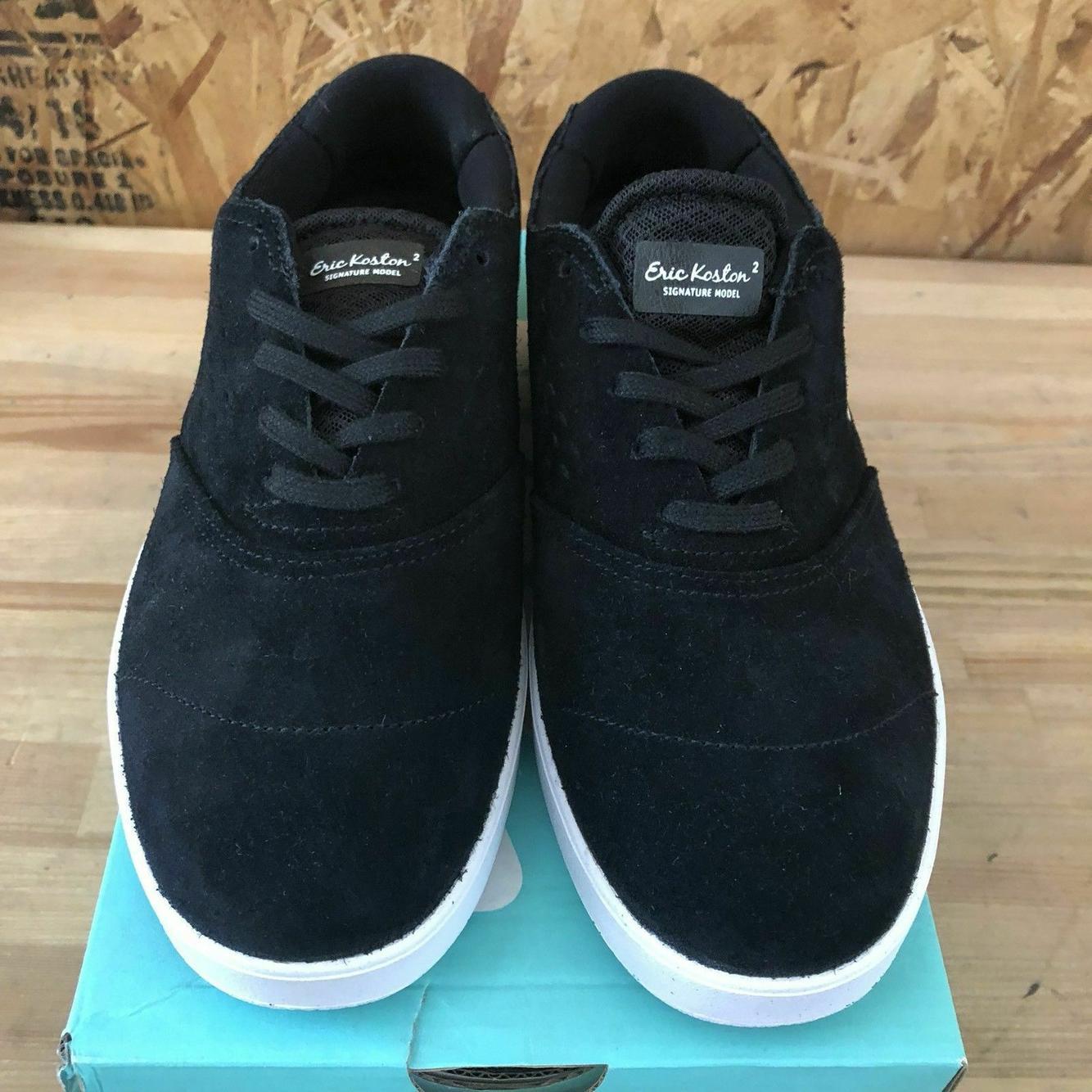Nike SB Eric Koston 2 - Black / White