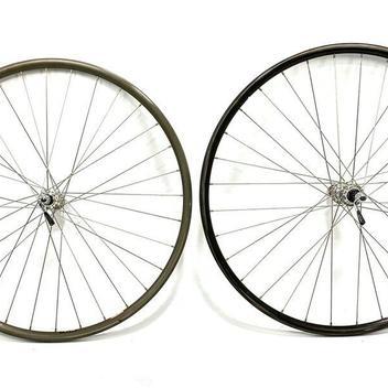 plus Son TB14 Silver Rims Road Bike Wheelset Shimano 105 R7000 Hubs 8-11s H