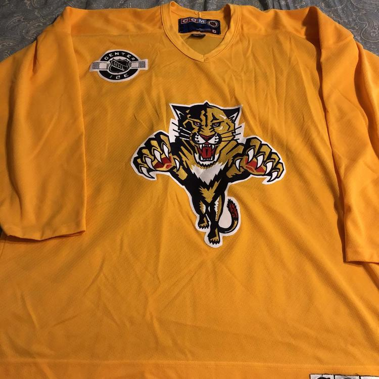 panthers practice jersey