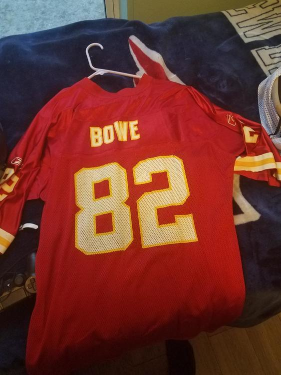Used Adult XL Reebok Jersey Dwayne Bowe
