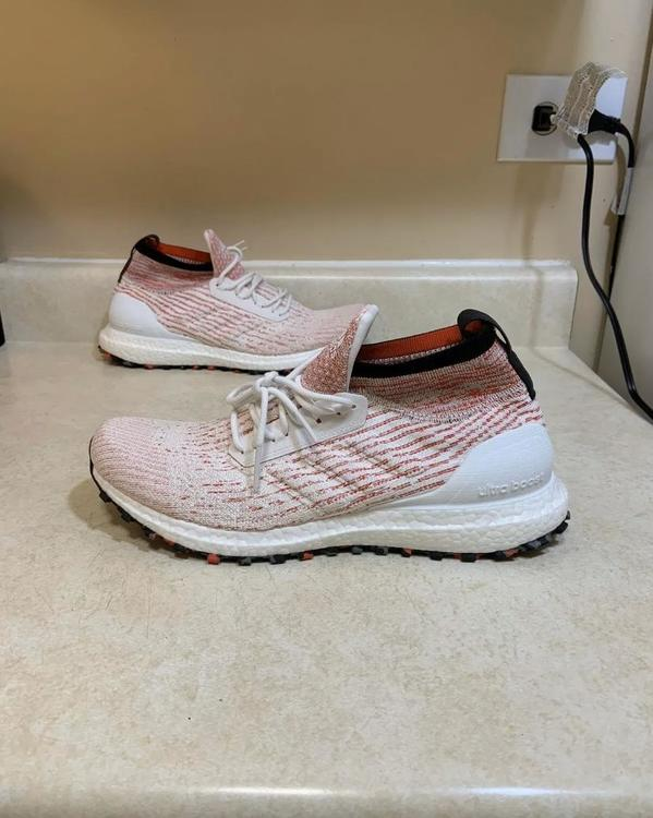 Adidas Mens UltraBOOST All Terrain Running Shoes Trainers Size 10.5 (B37699)