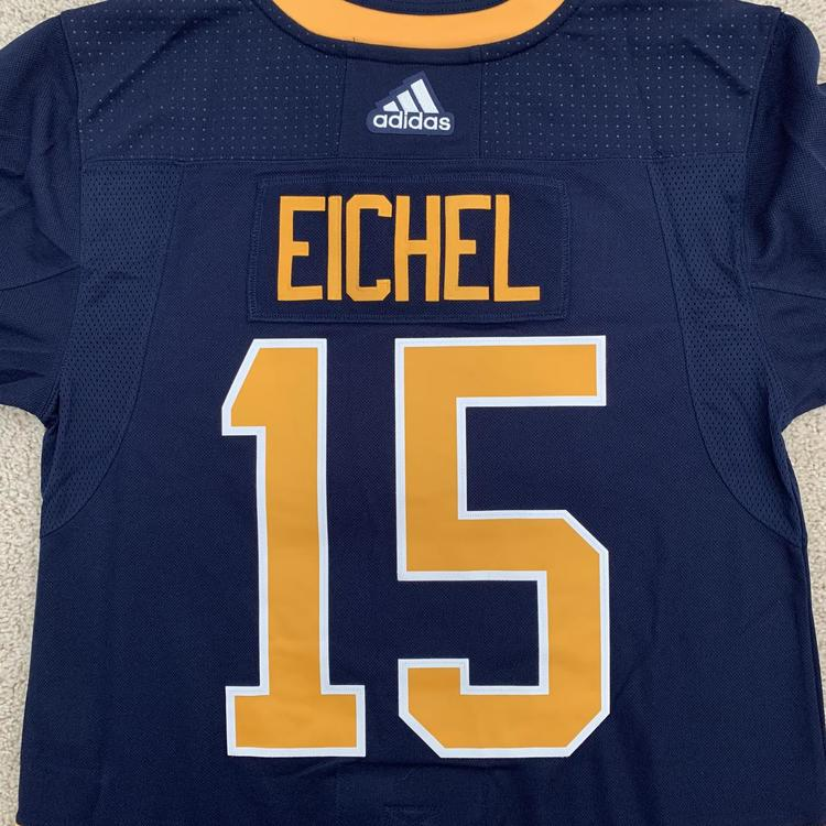 Jack Eichel Buffalo Sabres Player Swingman Jersey