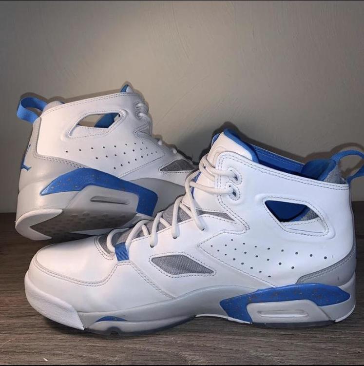 Air Jordan Flight Club 91, Blue and