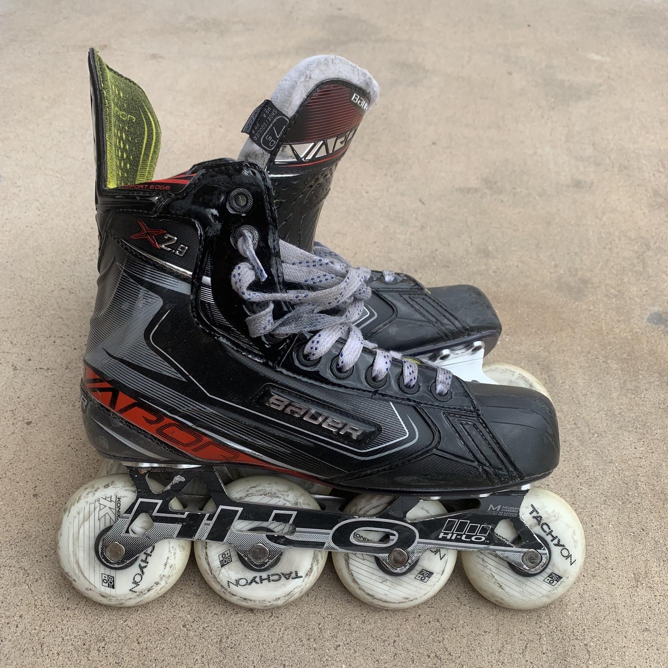 Bauer Inline Skates New And Used On Sidelineswap