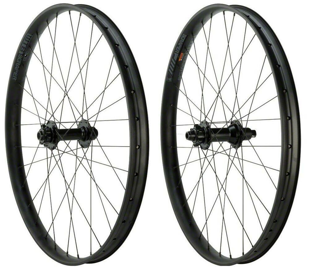"""27.5/"""" 12 x 197mm 6-Bolt XD Quality Wheels WTB Scraper i40 Fat Plus Rear Wheel"""