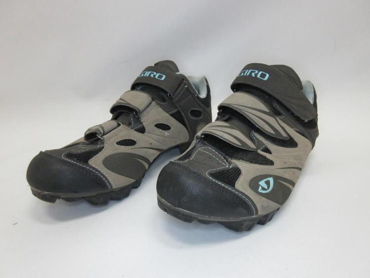 GIRO REVA Women/'s Cycling Black Shoes