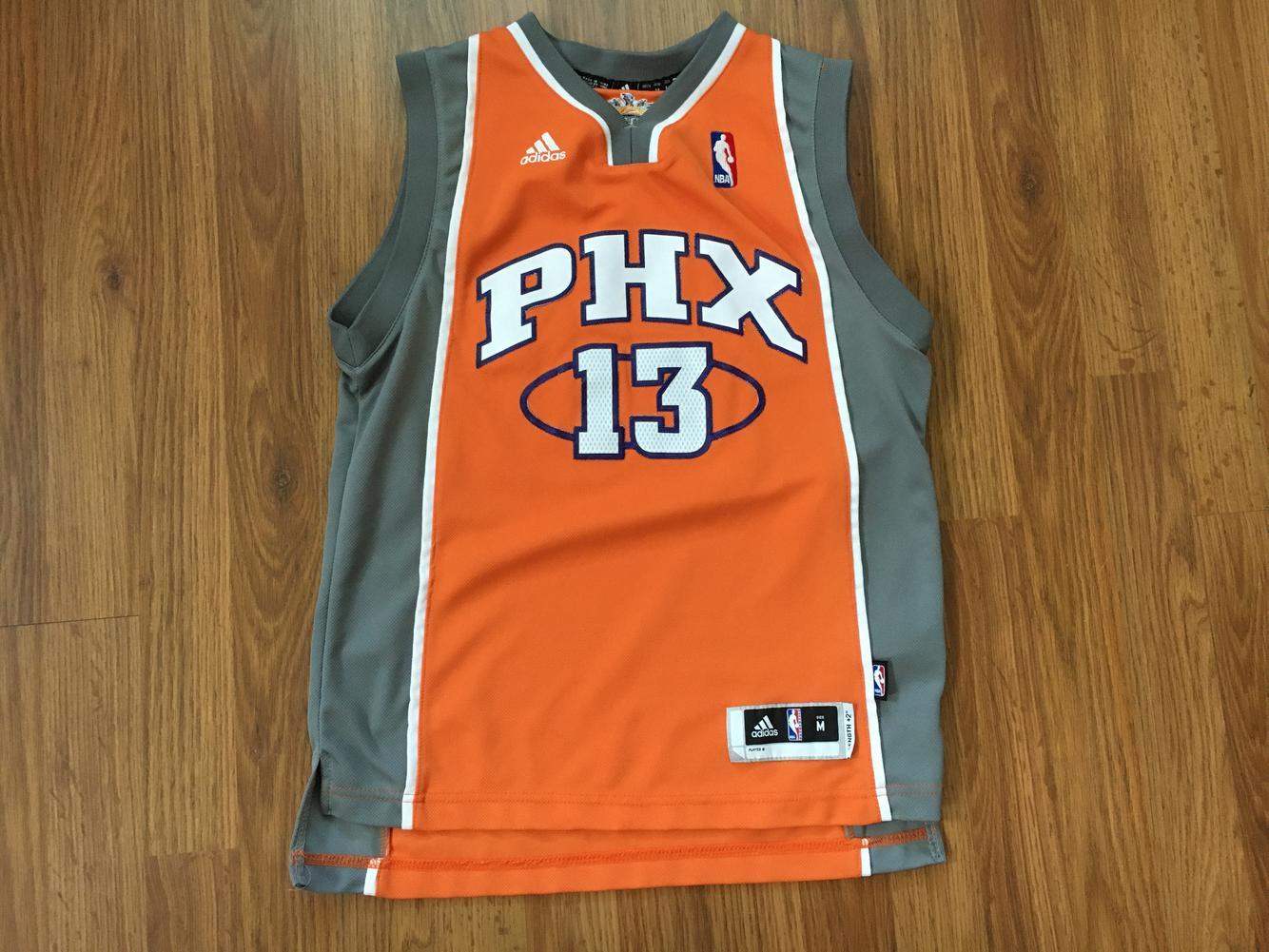 phoenix suns retro jersey