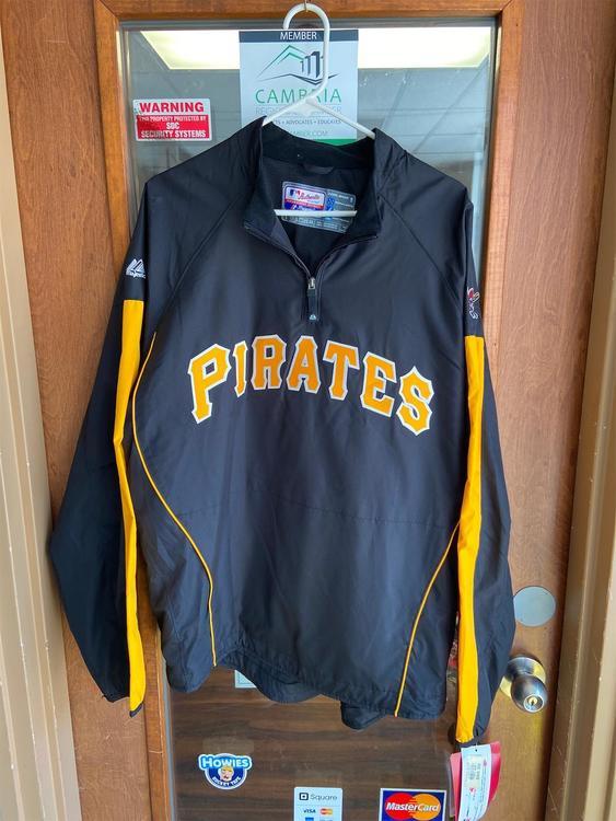Baseball Majestic On-Field Cool Base Jacket Windbreaker Yankees /& Brewers Sz 2XL
