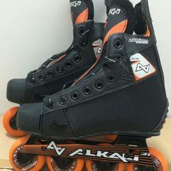 Alkali Hockey Junior CA3 Roller Skate