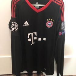 neuer jersey