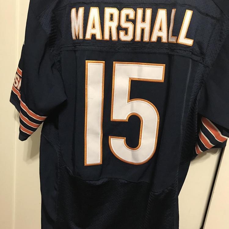Nike NFL Brandon Marshall Chicago Bears jersey   SidelineSwap