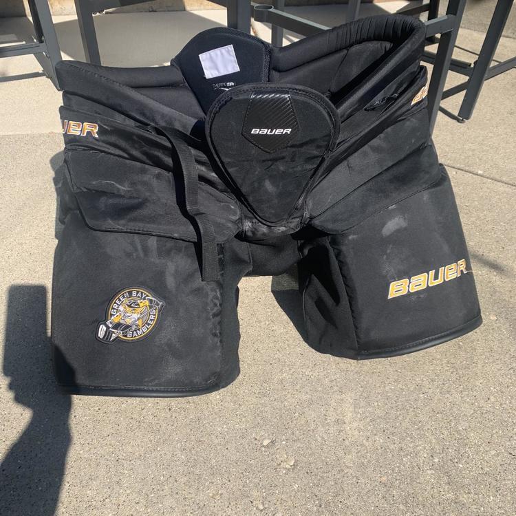 Bauer 1X Pro Stock Pants Sr Size XL USHL Green Bay