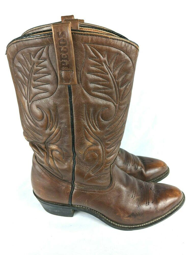 Vintage Red Wing 9801-1 PECOS Pull-On