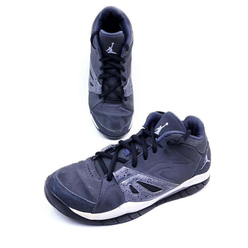 Air Jordan Nike Ace 23 Gray Black Size