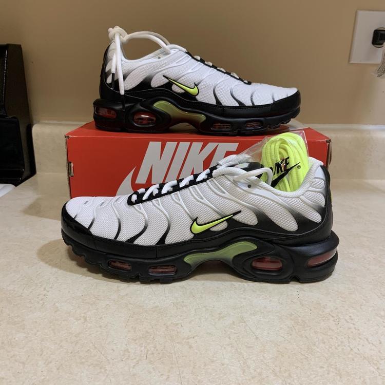 Nike Air Max plus SE AJ2013-100 running