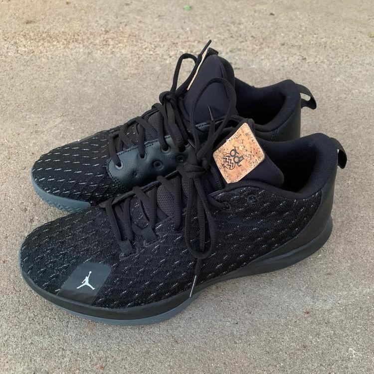 Jordan CP3.XII 'OVO' Black sz 10.5