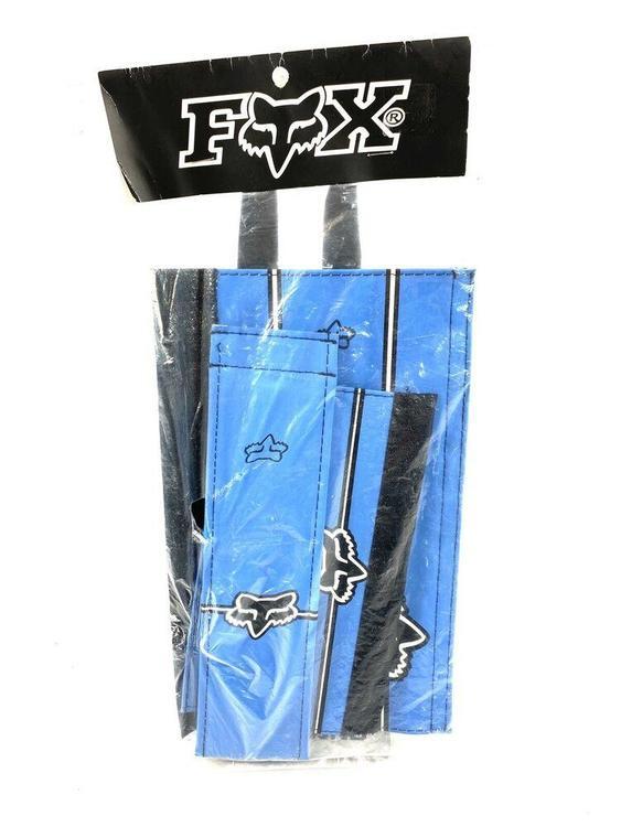 Blue Max BMX Padset 3 Piece Darkblue
