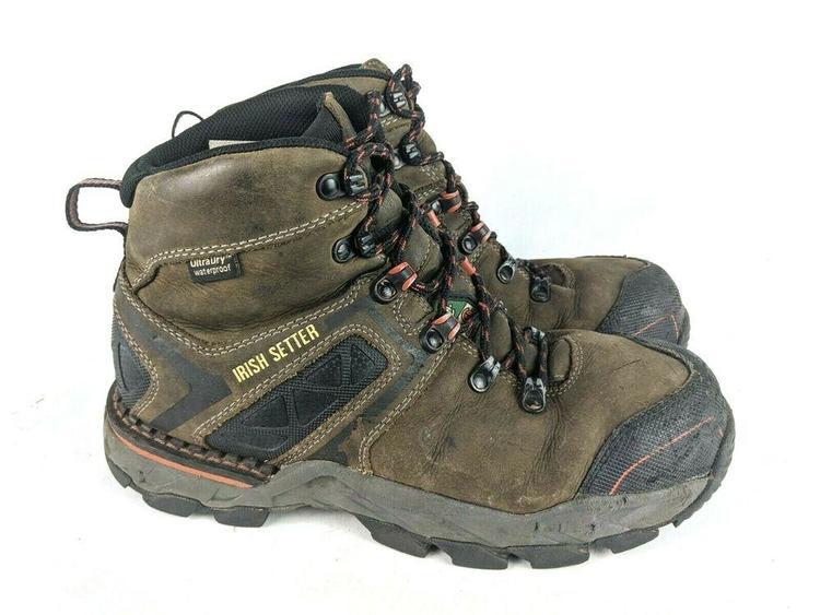 crosby irish setter boots