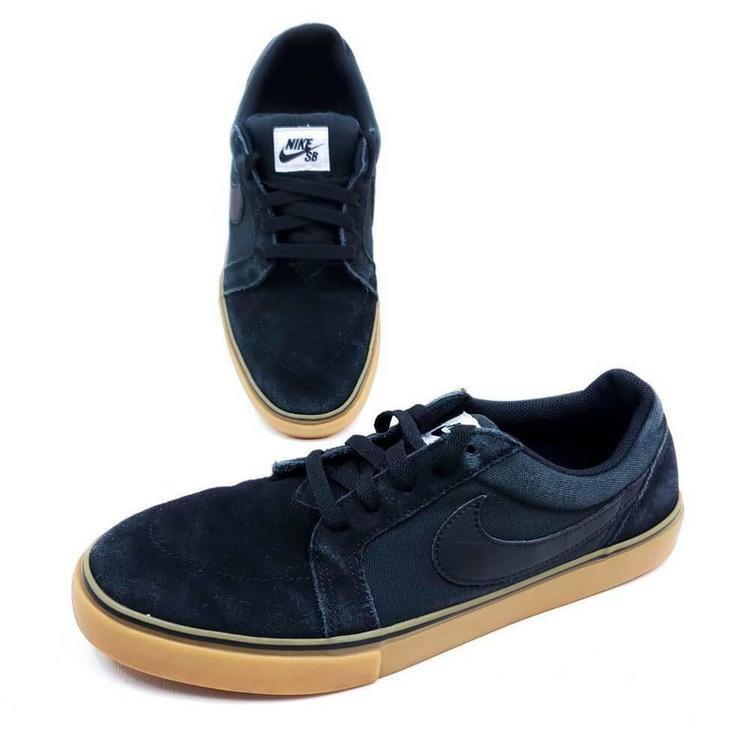 Senador kiwi dólar estadounidense  Nike Mens 10.5 Satire II Skate Shoes SB Black 729809-021 2015 Textured Low  Top | Footwear Turfs, Indoor, Sneakers & Training