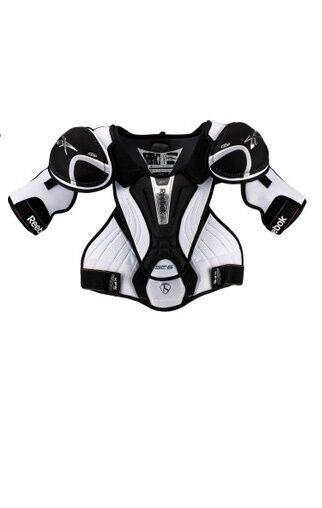 Reebok Sc876 Shoulder Pads Senior Small New Ice Pad Crosby Jofa 5k Chest Hockey Protective Sidelineswap