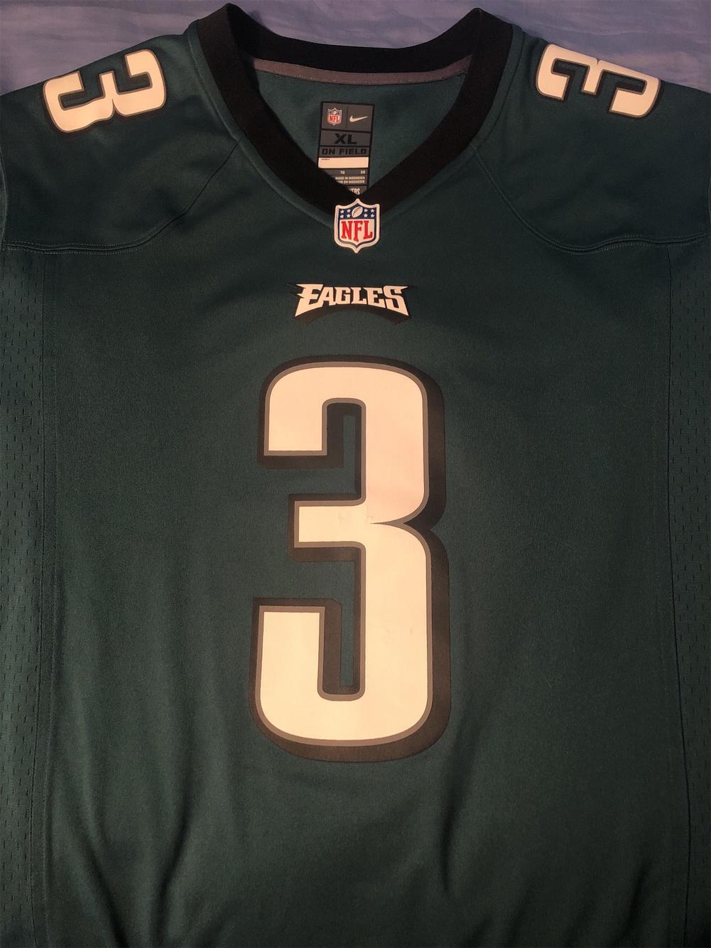 Mark Sanchez Eagles Jersey