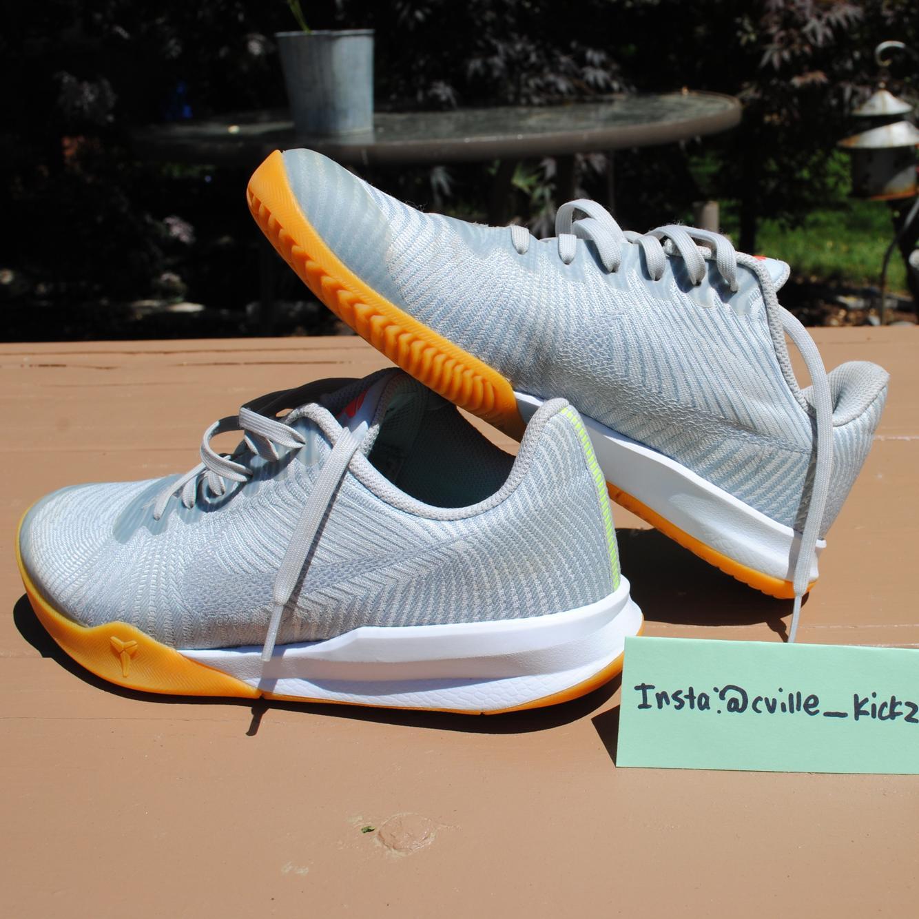 "Nike Men's Kobe Mentality 2 ""White/Pure"