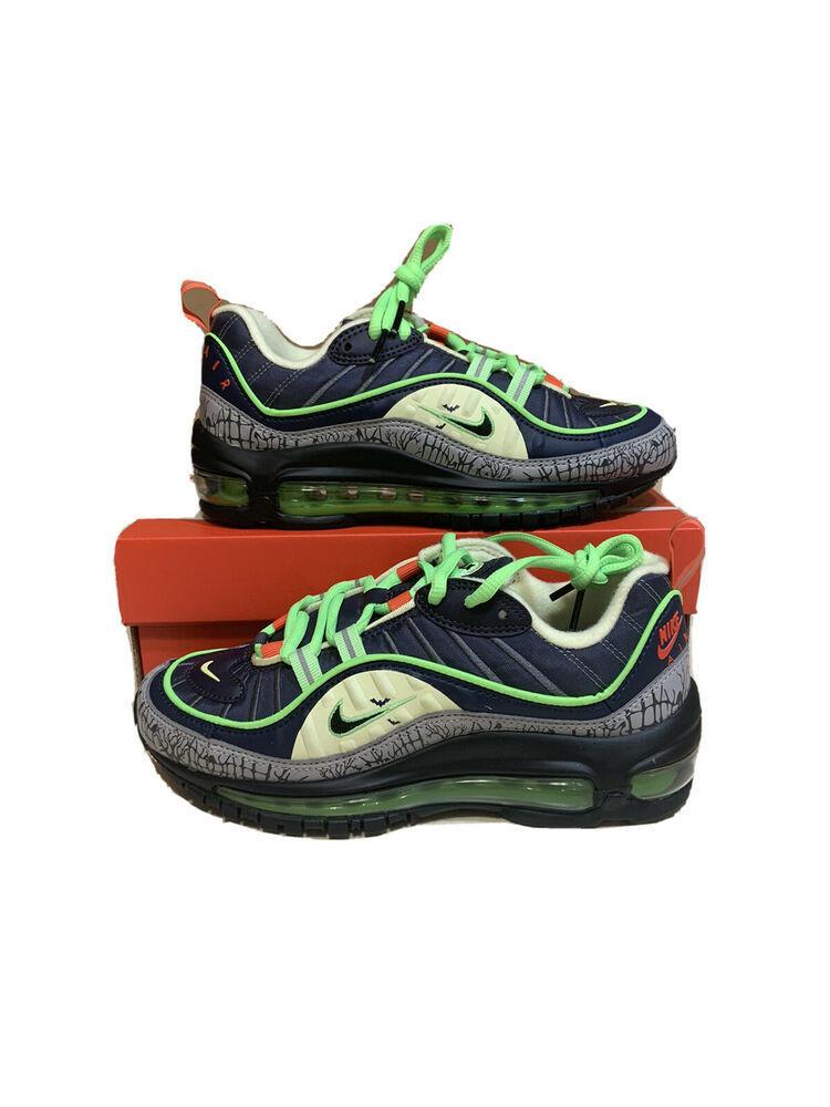Nike Air Max 98 Halloween Gridiron