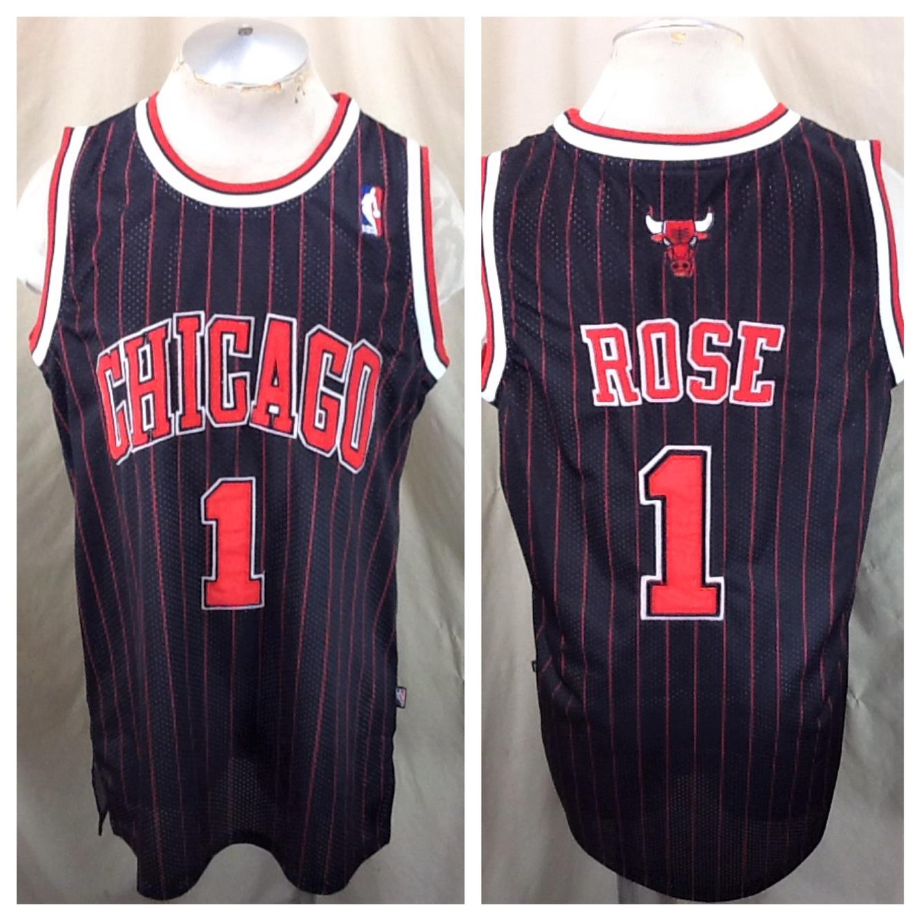 Quickly carbohydrate juice  Nike Vintage Chicago Bulls Derrick Rose #1 (48/Med) Retro NBA Stitched  Jersey | Basketball Apparel & Jerseys