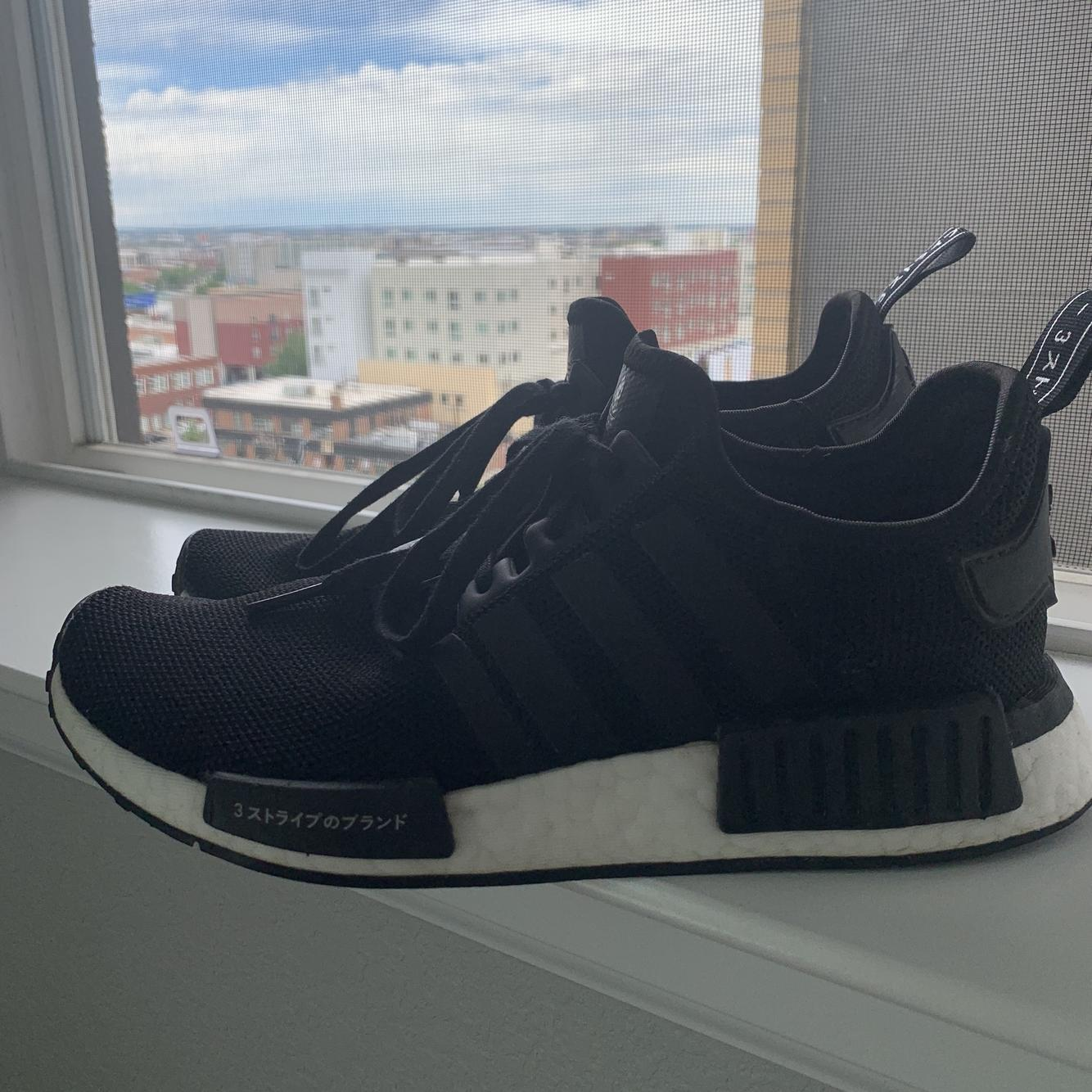 Adidas Nmd R1 Japan Removed Footwear Turfs Indoor Sneakers