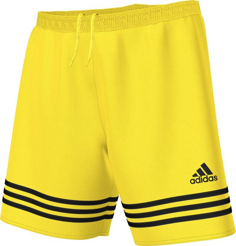 alcanzar sensibilidad Velo  Adidas NEW Men's Entrada 14 ClimaLite Shorts Yellow X-Large XL | Soccer  Apparel & Jerseys