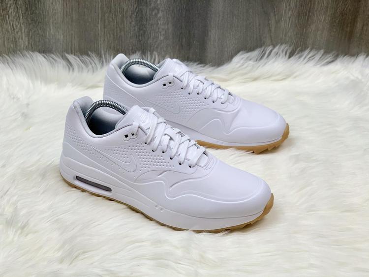 Nike Air Max 1 G White Men S Sz 9 5 Golf Shoes