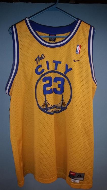 Nike NBA Jason Richardson Golden State Warriors