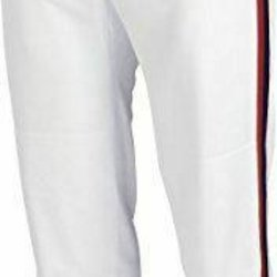 Rawlings Sporting Goods Boys Youth Semi-Relaxed Pant with Braid