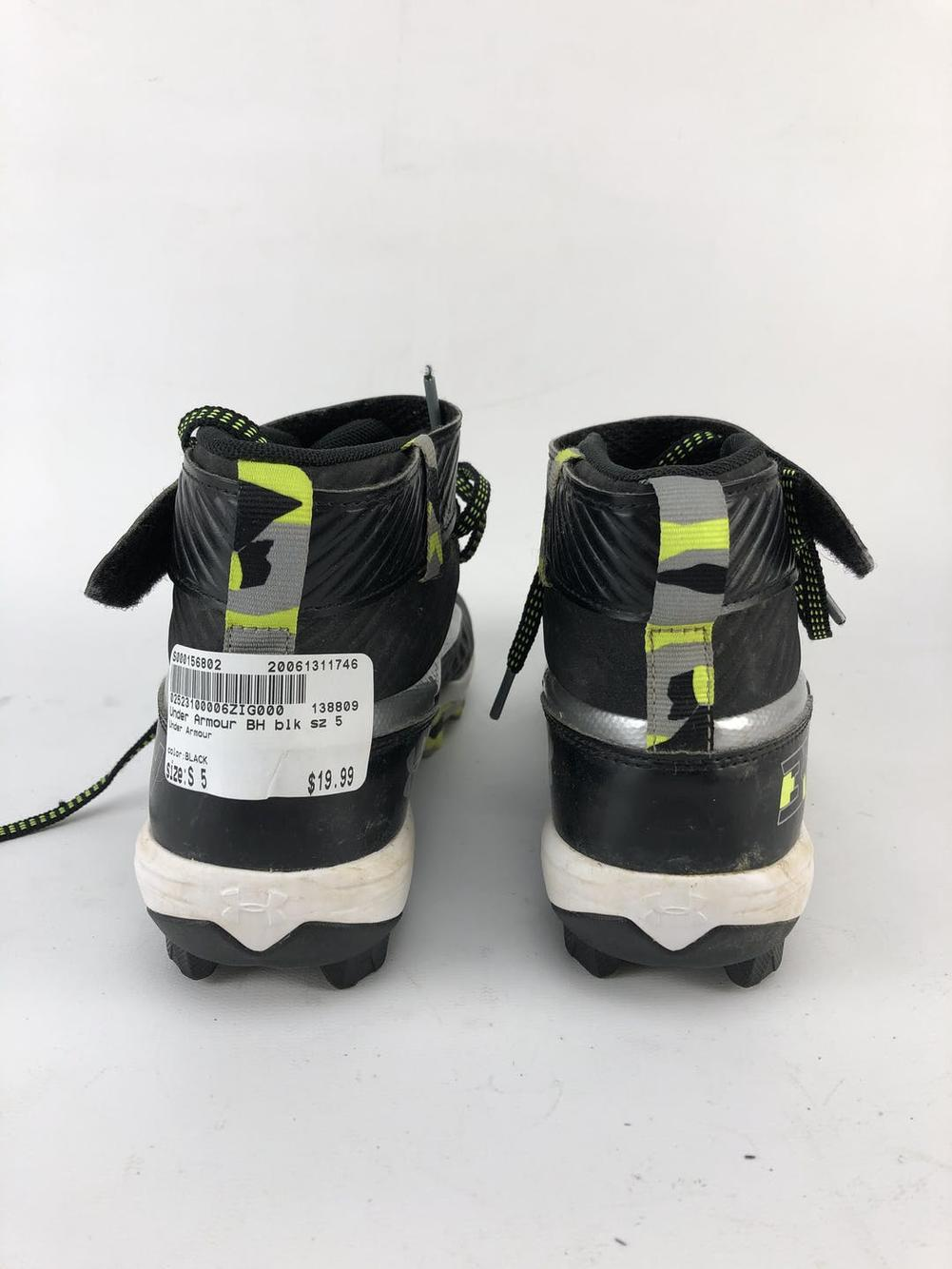 Used Under Armour Senior 5 Shoes