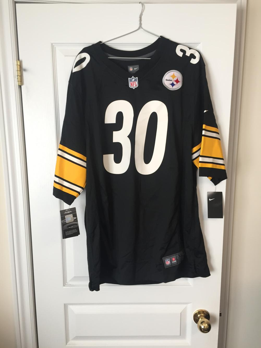 NFL Steeler's James Connor Jersey Brand New Size XL Nike