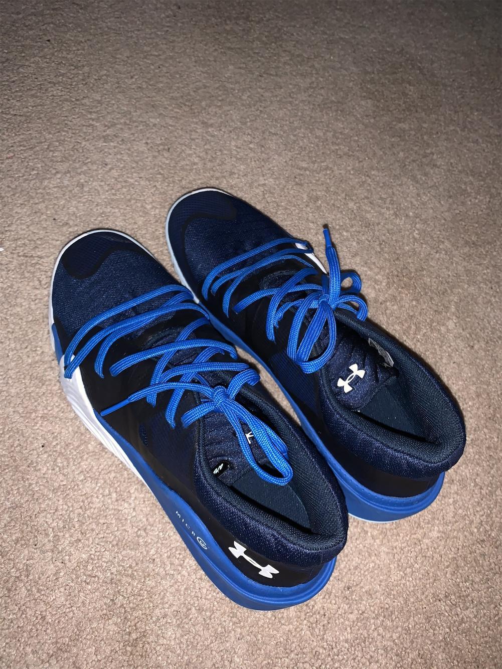 Size Men's 10.5 (W 11.5) | Basketball Shoes
