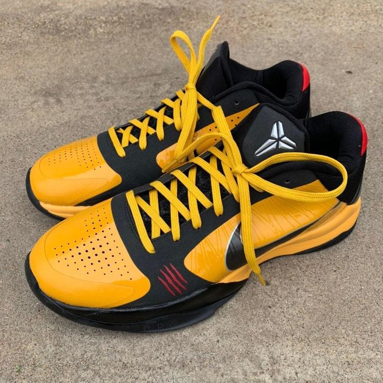 Nike Kobe 5 Protro 'Bruce Lee' sz 10.5
